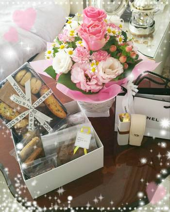 Happy🎵(2017/05/07 15:08)仲間 ジュリアのブログ画像