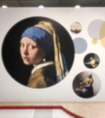 真珠の耳飾りの少女(2018/08/30 12:25)吉瀬 蘭のブログ画像