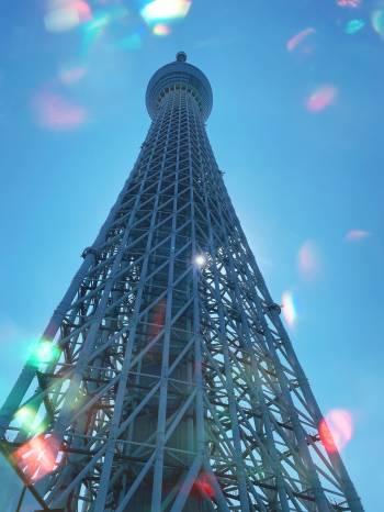東京スカイツリー✨(2020/06/12 14:48)井原 つばきのブログ画像