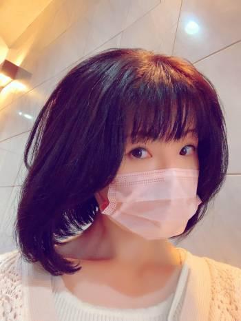 髪色変えました(2021/05/29 12:11)斎藤 はるかのブログ画像