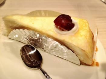 ケーキ(2017/10/21 22:15)葵 比奈のブログ画像
