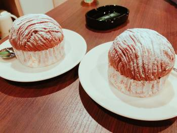モンブラン(2018/07/01 22:00)葵 比奈のブログ画像