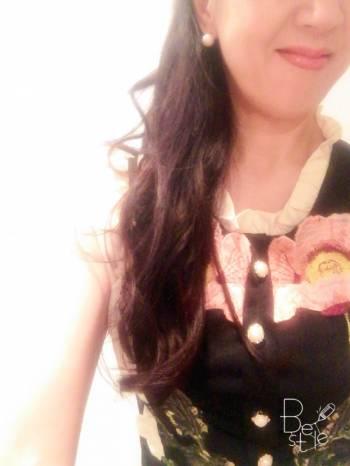 4月も半ばに@ユミコ(2018/04/16 14:35)大橋 ユミコのブログ画像