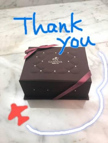 ありがとう@ユミコ(2019/01/12 15:40)大橋 ユミコのブログ画像