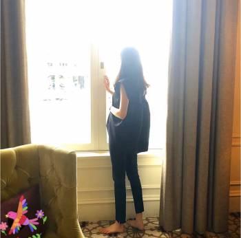 陽射しを浴びて@ユミコ(2020/04/10 16:14)大橋 ユミコのブログ画像