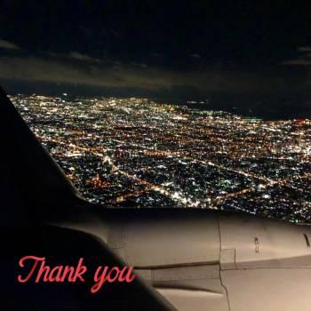 ありがとうございました@ユミコ(2020/08/21 22:25)大橋 ユミコのブログ画像