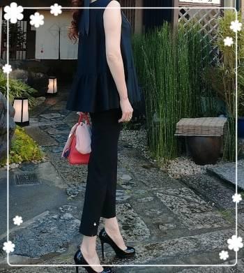 ビジネスカジュアル@ユミコ(2020/08/24 13:28)大橋 ユミコのブログ画像