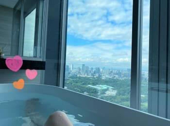 お風呂恋しや…@ユミコ(2020/09/16 14:25)大橋 ユミコのブログ画像
