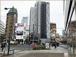 JR 五反田駅 西口のイメージ
