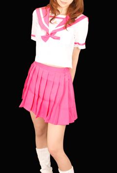 ピンクセーラー服